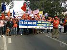 Protestos pacíficos bloqueiam as principais estradas de São Paulo
