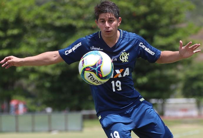 Conca (Foto: Divulgação/Flamengo)