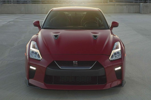 Nissan GT-R Track Edition (Foto: Divulgação)