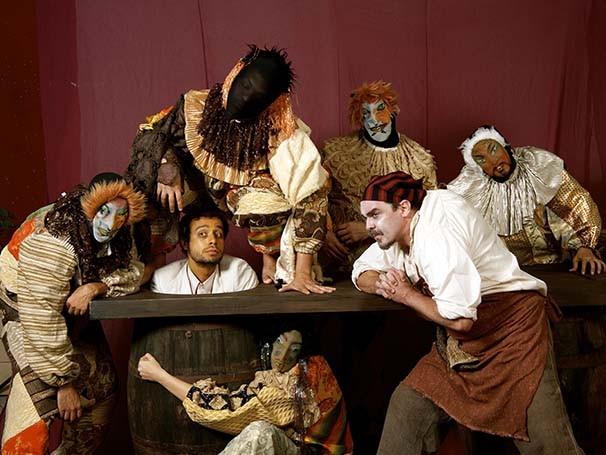 Os poetas que foram fonte de inspiração para a peça são conhecido somente no Nordeste (Foto: Divulgação)