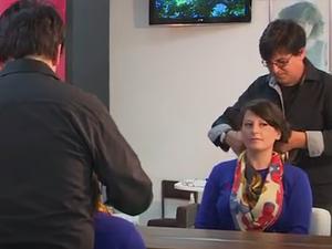 Crise cabeleireiro sc (Foto: Reprodução/RBSTV)