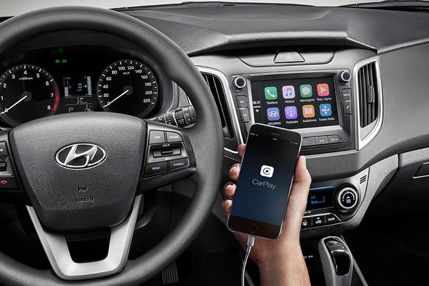 Hyundai Creta 1.6 Pulse Plus (Foto: Hyundai)