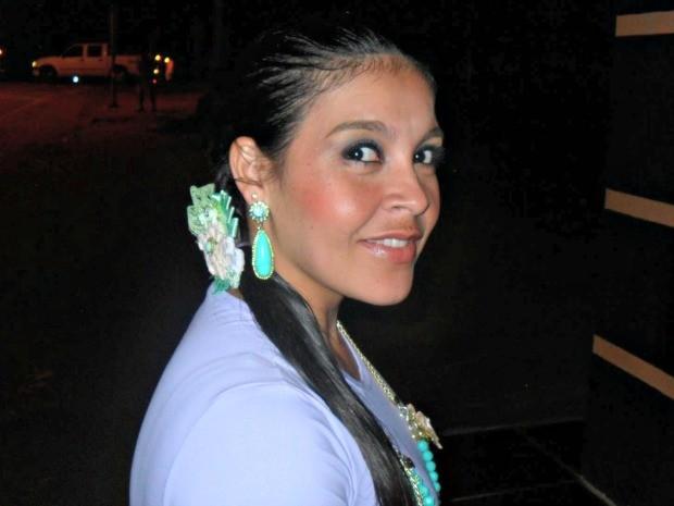 Keyla foi morta em frente à loja que trabalhava em Rio Branco  (Foto: Arquivo da família)