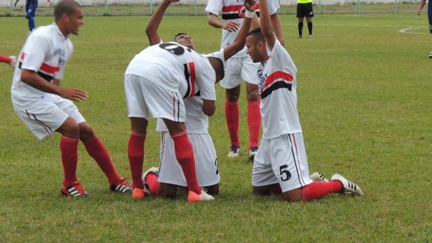 Atlético Mogi x Jacareí Sergunda Divisão Paulista (Foto: Vitor Geron)