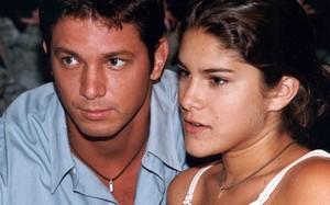 Rodrigo (Mário Frias) e Tati (Priscila Fantin) em Malhação