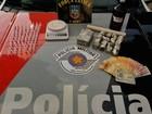 Homem de 32 anos é preso com maconha e cocaína em Taubaté, SP