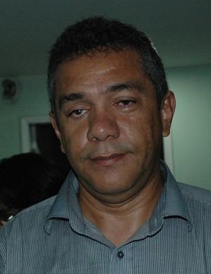 José Morais, presidente, Spartax (Foto: Pedro Alves / GloboEsporte.com/pb)