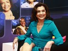 'Ganho mais liberdade com o maiô', dispara Betty Faria sobre look praiano