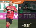 Cartola FC: Zé Eduardo surpreende e é o Monstro da Rodada #28