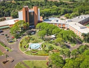 Hotel Vasco, Pré-temporada (Foto: Divulgação)