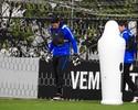 Na mira do Grêmio, Cássio volta aos treinos; Corinthians não quer liberar