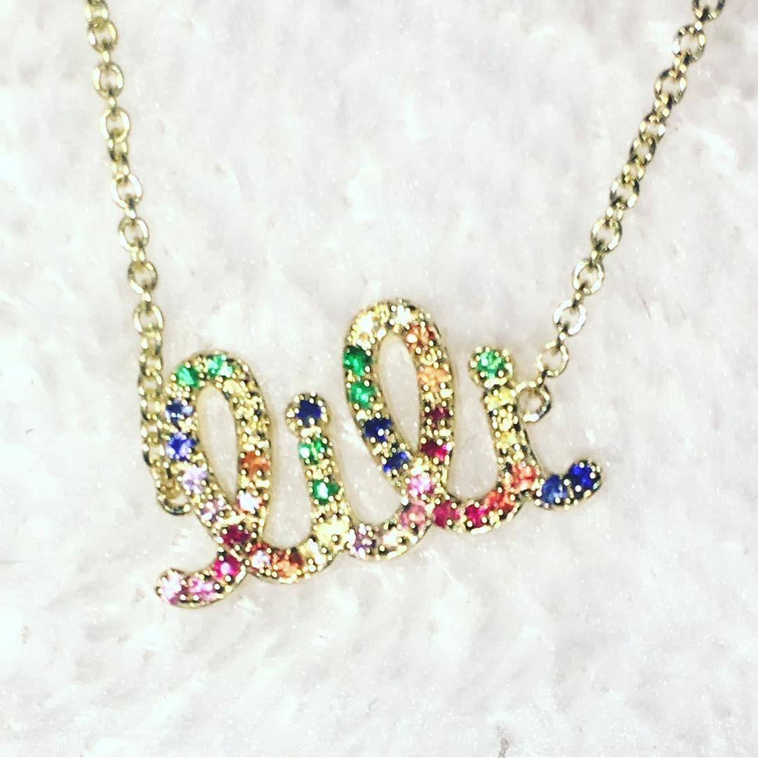 O colar (Foto: Reprodução/Instagram)