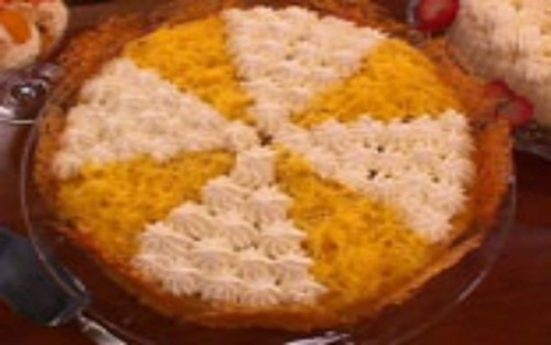 Torta Ouro Velho e Torta de Morangos