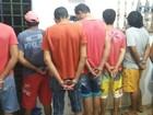 Quadrilha especializada em tráfico de drogas é presa no Tocantins