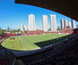 TR Ilha do Retiro Sport x Coritiba Série A (Foto: Marlon Costa / Pernambuco Press)