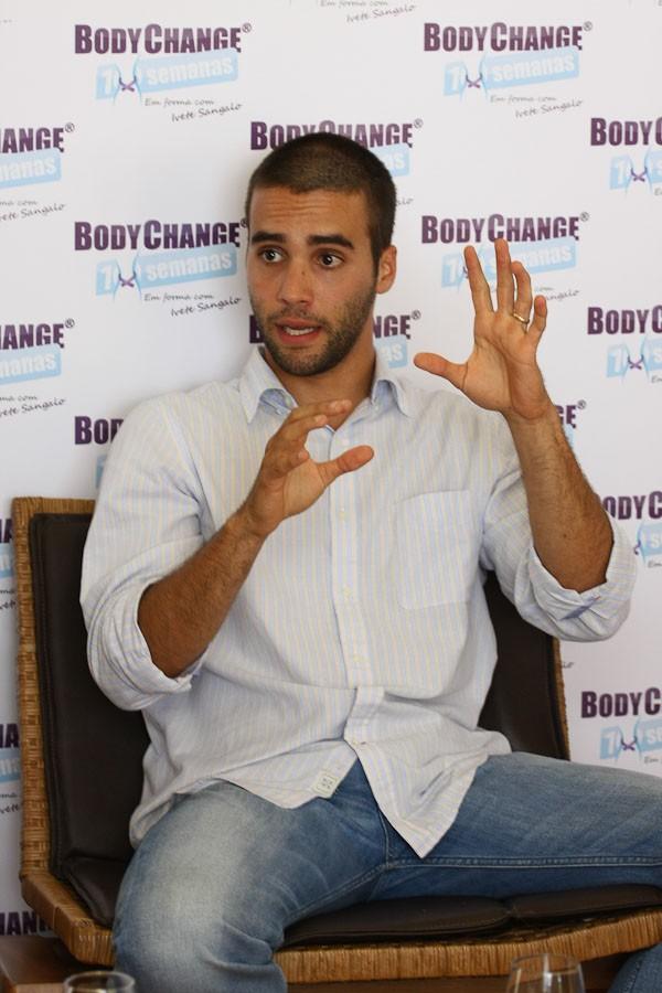 Daniel Cady, marido de Ivete Sangalo (Foto: Gabriel Fagundes/AgNews)