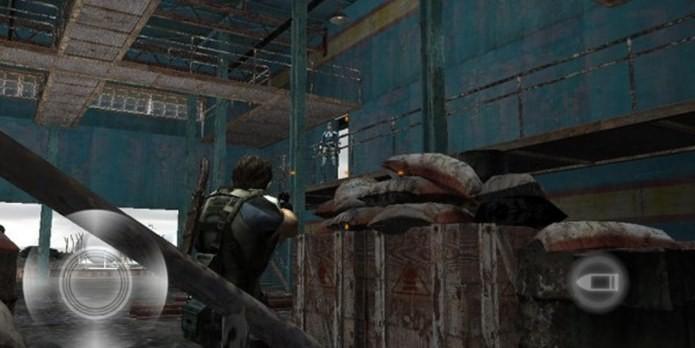 Resident Evil Mercenaries Vs. 2 foi cancelado devido a má recepção do público ao primeiro game (Foto: Divulgação)