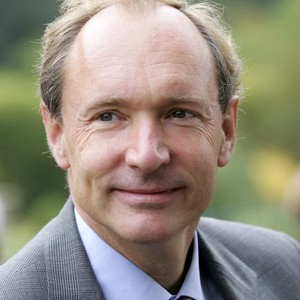 Em 1989, o cientista Tim Berners-Lee desenhou o primeiro esboço do que se tornaria a World Wide Web. 25 anos depois, está preocupado com a restrições que governos e empresas impõem à sua criação (Foto: Getty Images)