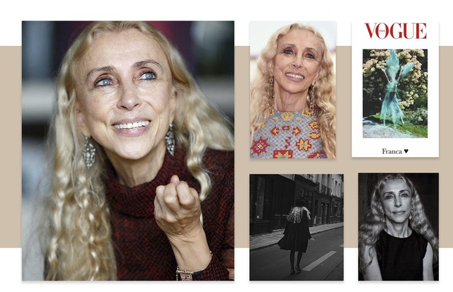 Franca: homenagens (Foto: Reprodução/Instagram)
