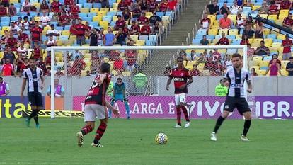 Melhores momentos de Flamengo 2 x 0 Santos pela 37ª rodada do Campeonato Brasileiro