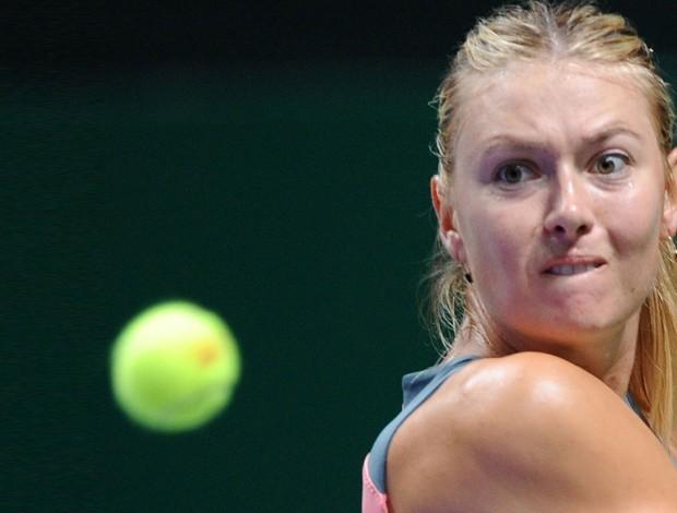 sharapova Tenis Istambul (Foto: AFP)