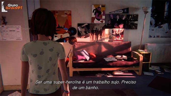 Veja como mudar a legenda para português em Life is Strange (Foto: Divulgação/DivinityPT)