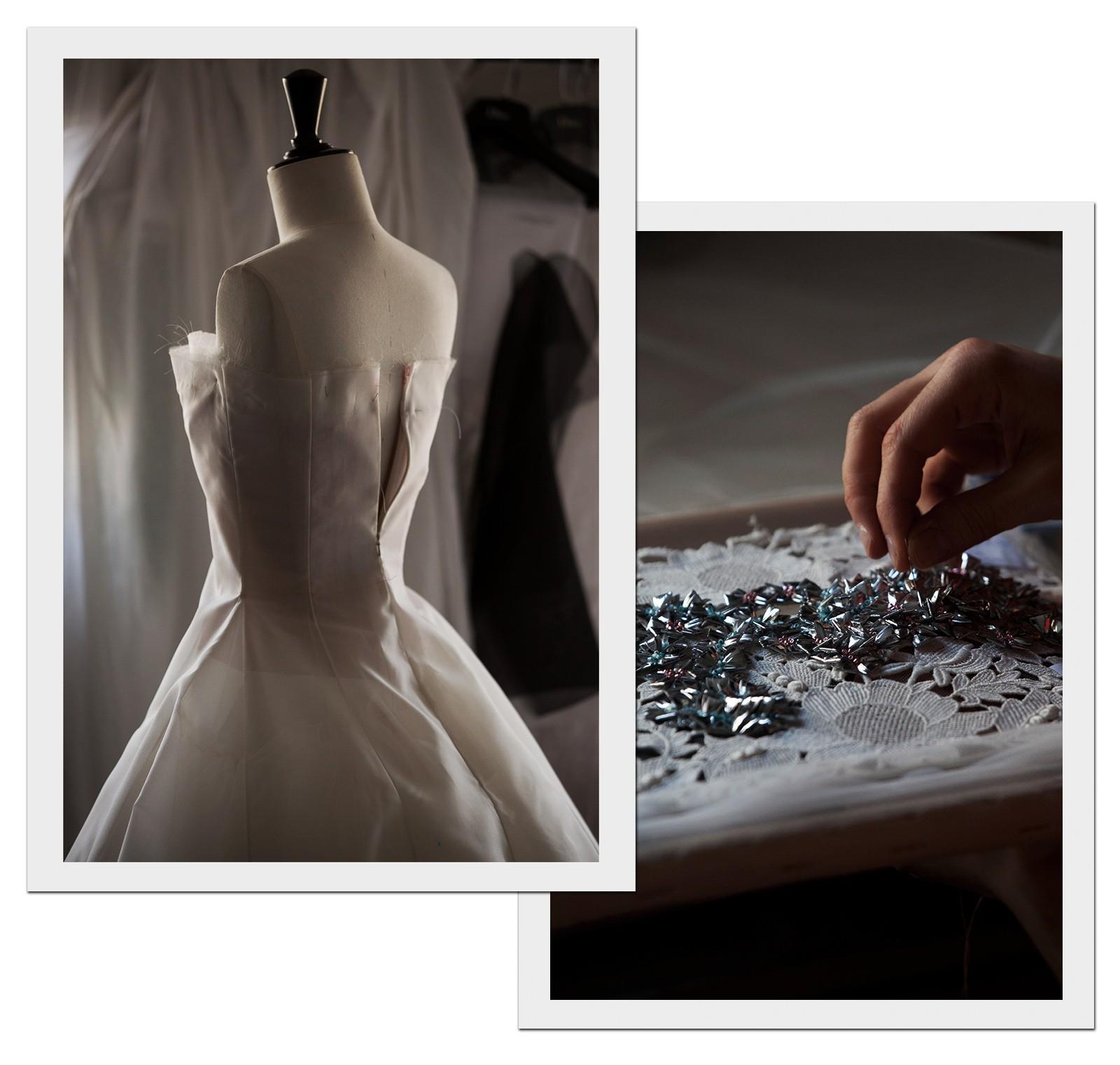Dior revela os minuciosos detalhes de sua alta-costura verão 2015 em vídeo