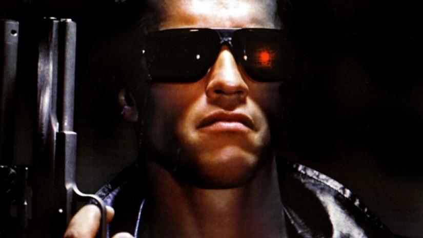 Arnold Schwarzenegger em 'O Exterminador do Futuro' (Foto: Divulgação)