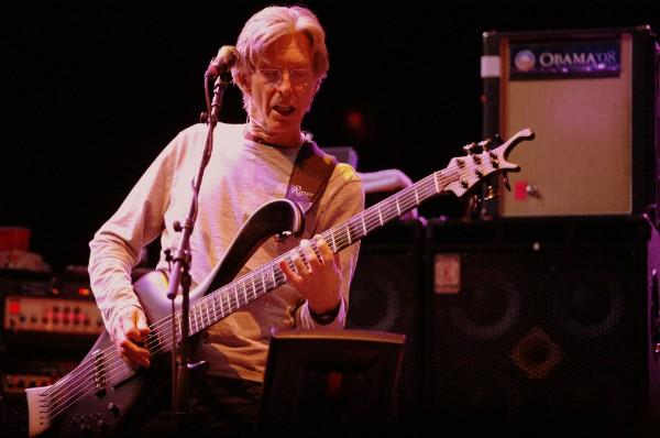 O baixista do Grateful Dead fez um transplante de fígado (Foto: Getty Images)