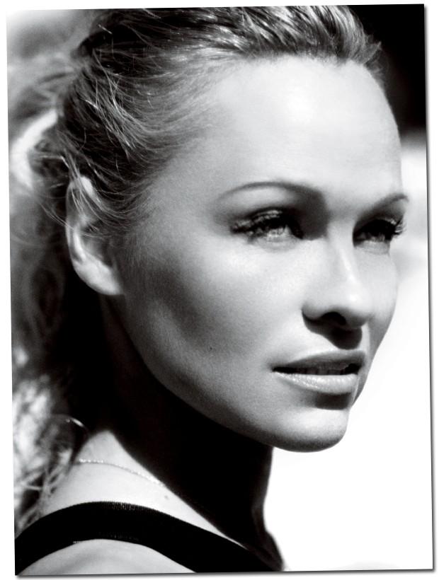 Pamela Anderson (Foto: Mario Testino)
