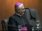 Dom Manoel Delson é anunciado pelo Vaticano como novo arcebispo da PB