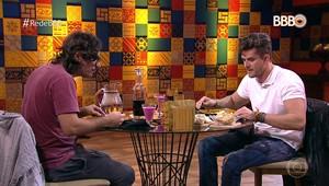 Big Brother Brasil 17 - Programa de domingo, dia 19/03/17, na íntegra