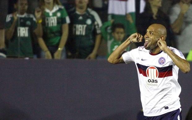 Souza, Palmeiras x Bahia (Foto: Marcos Bezerra / Agência Estado)