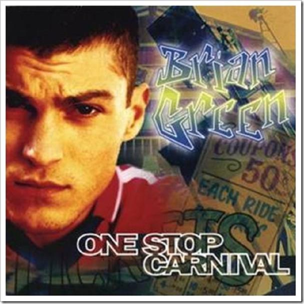 Brian Austin Green - 'One Stop Carnival' (Foto: Divulgação)
