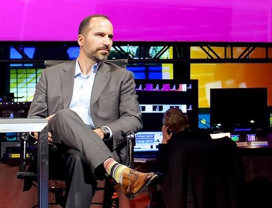 Dara Khosrowshahi, presidente mundial do Uber (Foto: George Grinsted/Flickr)