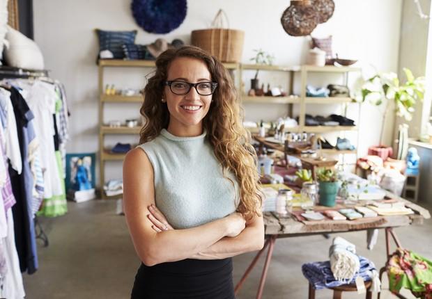 Cresce o número de mulheres empreendedoras no Brasil (Foto: ThinkStock)