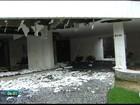 Bandidos explodem caixa eletrônico em prédio na Agamenon Magalhães