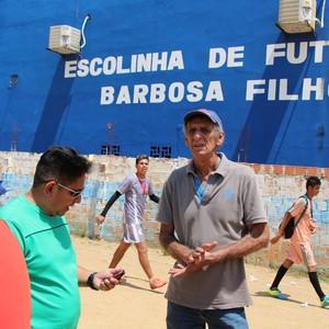 Aderbal Lana coordenador técnico do Nacional-AM (Foto: Divulgação/nacional)