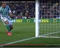Leandro Damião perde gol feito em primeiro jogo como titular do Betis