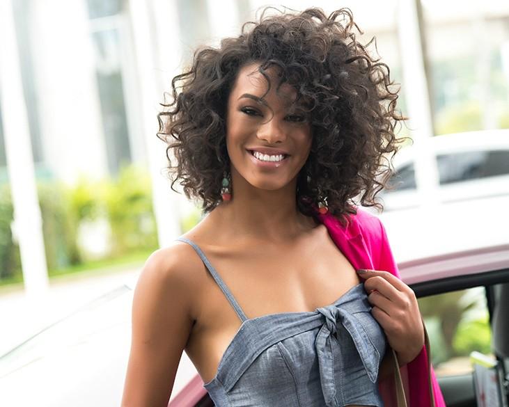 Raissa Santana, Miss Brasil 2016 (Foto: Divulgação)