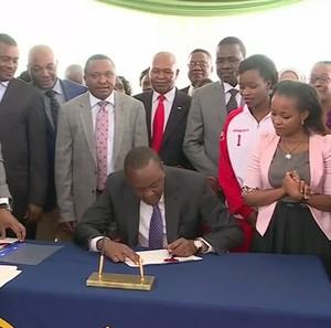 Quênia regulamenta lei antidoping e aguarda pronunciamento da Wada (Foto: Reprodução/SporTV)