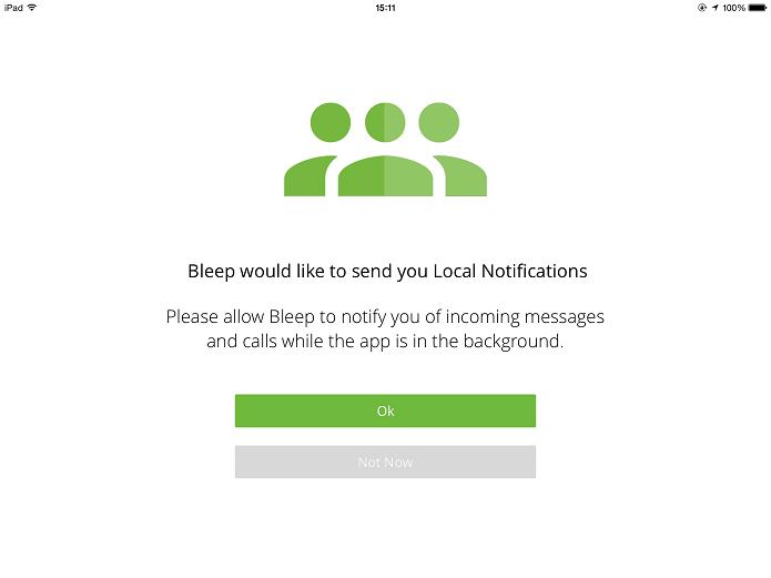 Autorize o app a lhe enviar notificações (Foto: Felipe Alencar/TechTudo)