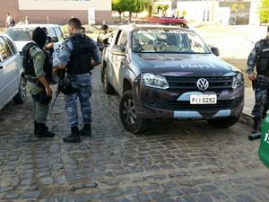 Os suspeitos comandavam o tráfico de drogas na região Sul fdo Piauí (Foto: Divulgação/PM)