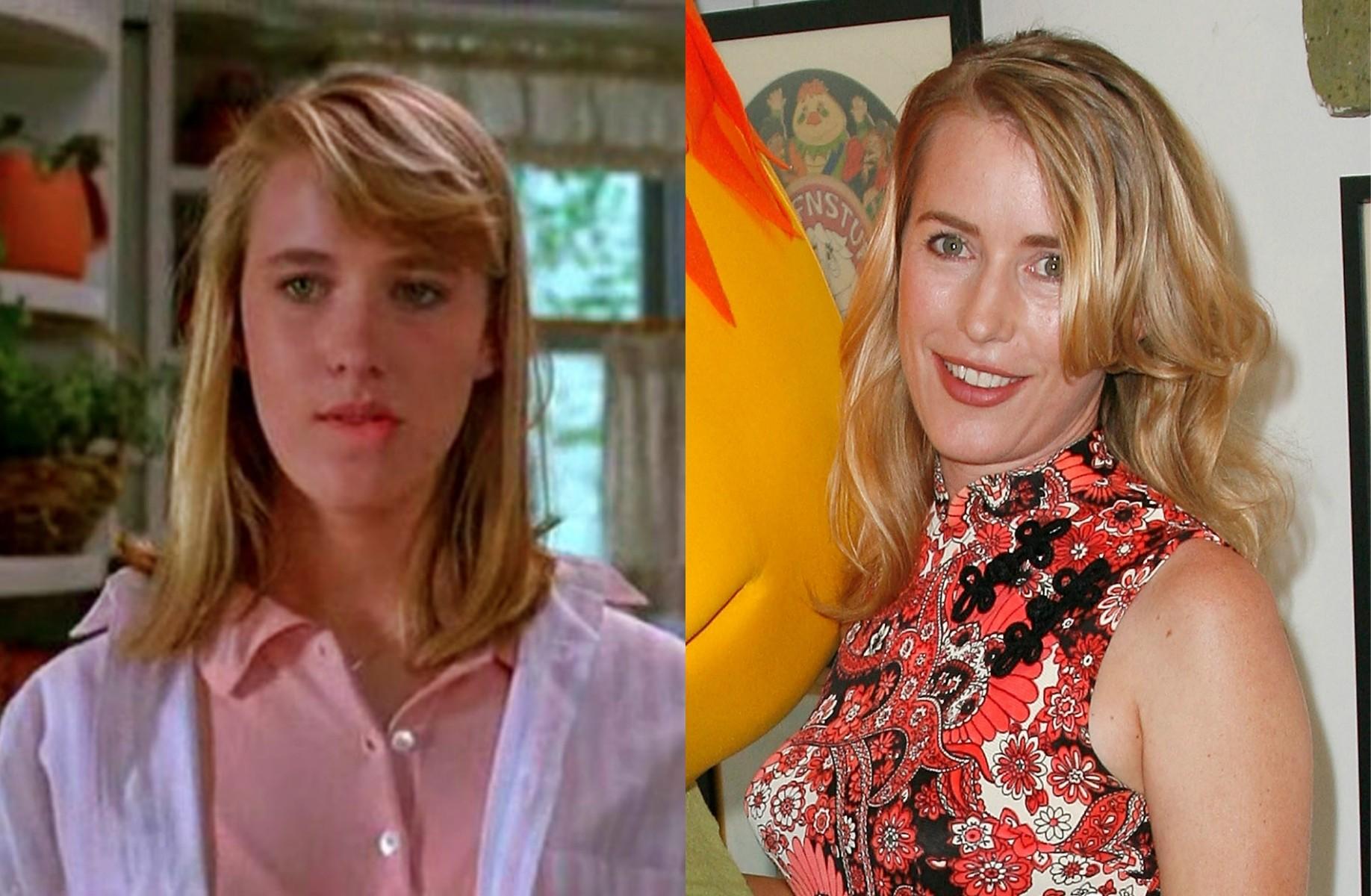 Amy O'Neill, de 'Querida, Encolhi as Crianças' (1989), está com 43 anos de idade. (Foto: Reprodução e Getty Images)
