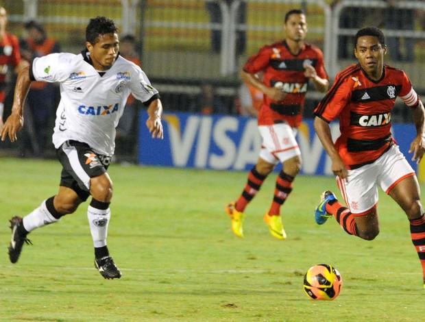 Elias Flamengo x ASA (Foto: Alexandre Vidal / Flaimagem)