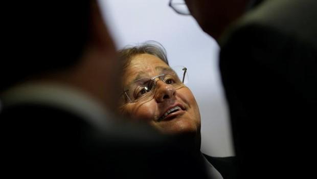 O ex-ministro Geddel Vieira Lima (PMDB-BA) (Foto: Ueslei Marcelino/Reuters)