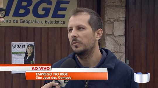 IBGE abre inscrições em processo seletivo com 114 vagas temporárias na região