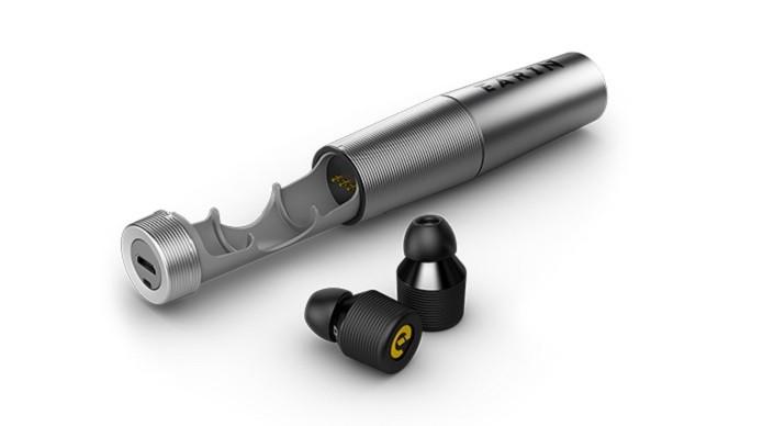 Earin promete ser o menor fone wireless do mundo (Foto: Divulgação/Earin)