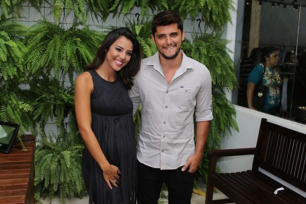 Yanna Lavigne e Bruno Gissoni  (Foto: Thiago Duran / AgNews)