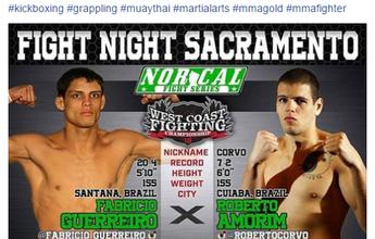 Fabrício Guerreiro anuncia volta ao MMA após mais de um ano sem lutar